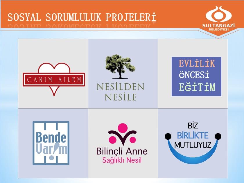 Sosyal Projeler