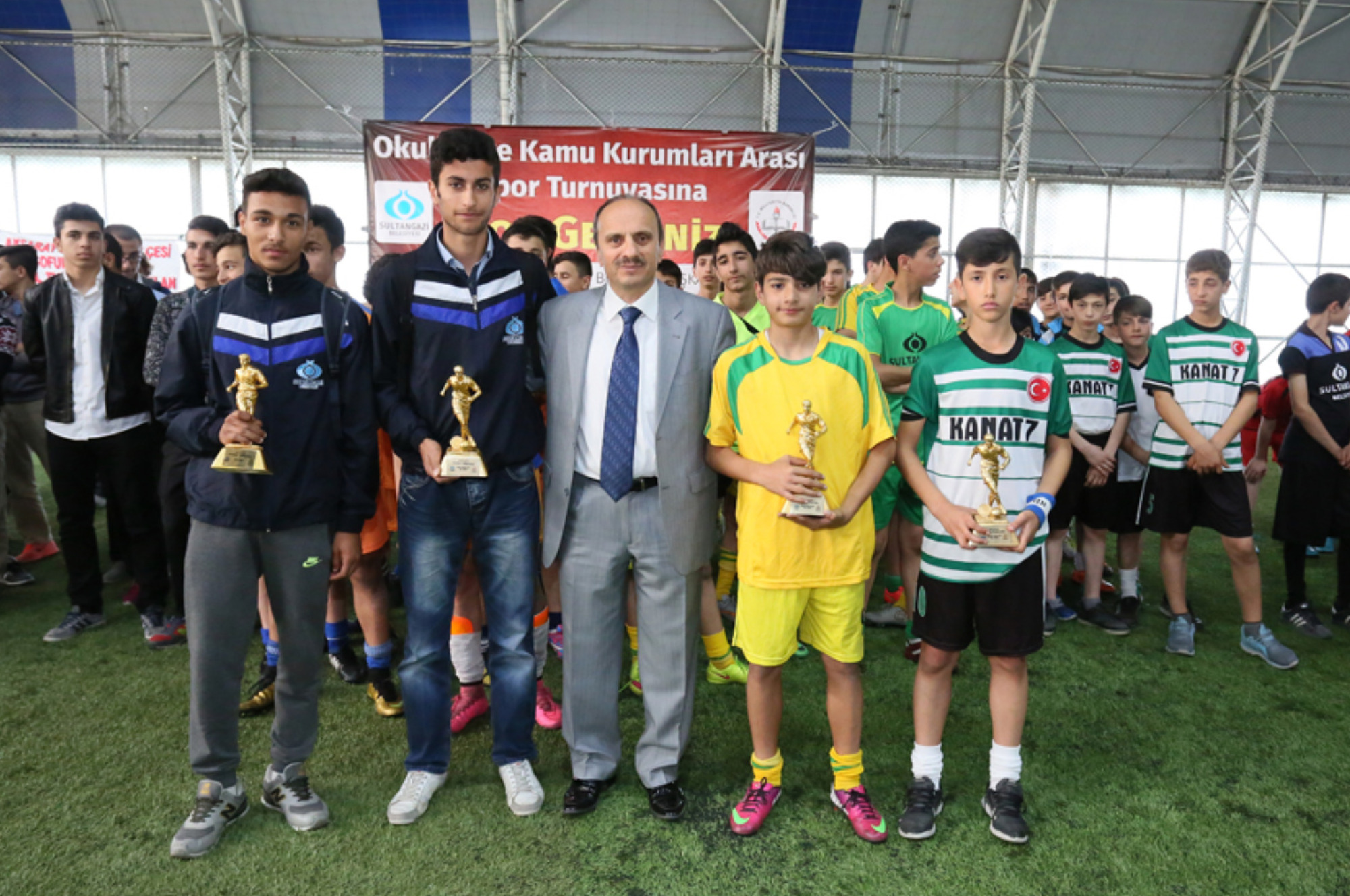 Okullararası Spor Turnuvası